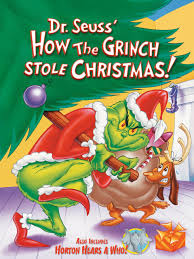 how the grinch stole christmas book. Simple Christmas Amazoncom How The Grinch Stole Christmas  Horton Hears A Who Boris  Karloff Warner Brothers Amazon Digital Services LLC On The Christmas Book