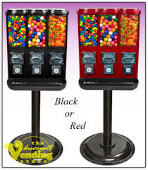 Candy Vending Machines Sale Adorable Trio Candy Gumball Vending Machines For Sale