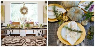 Fall Table Scapes Fall Tablescapes Remodelaholic 25 Best Fall Tablescapes