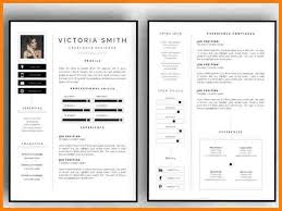 Two Page Resume Template Free Best Of Pages Resume Templates 24 Tierbrianhenryco
