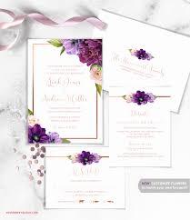 wedding invitation trends 2017 new top result 97 unique diy wedding invitations purple picture 2018