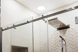 how to fix a shower door adjusting and