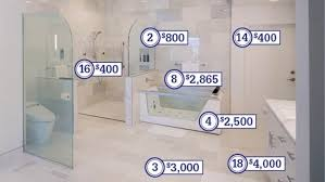 How To Price A Bathroom Remodel How Much Does A Master Bathroom Remodel Cost Angies List