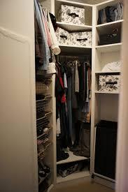 custom walk in pax closet