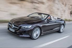 2017 Mercedes-Benz S-Class Cabriolet First Drive Review - Motor Trend