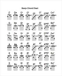 10 Chord Charts Free Sample Example Format Download