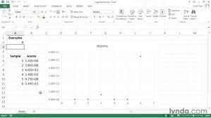 Logarithmic Chart Excel Visualizing Data Using Logarithmic Scales