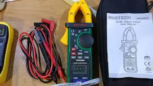 <b>Токовые клещи Mastech MS2109A</b>. — DRIVE2