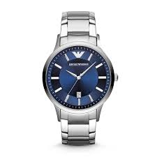 emporio armani watches for men emporio armani house of fraser emporio armani ar2477 mens renato stainless steel watch