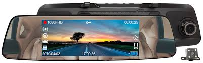 Зеркало-<b>видеорегистратор Blackview X7 New</b> на 2 камеры ...