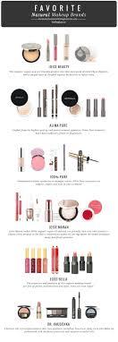 9 green makeup brands you should know o glow 9 favorite natural makeup brands