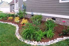 Cheap Landscaping Stylist And Luxury Edging Ideas For Landscape Edging  Ideas .