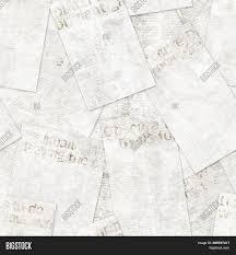 Newsprint Texture Background Newspaper Old Grunge Image Photo Free Trial Bigstock