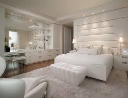 White Master Bedroom Contemporary Bedroom In Luxury White Master U