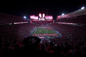 Photos: Ohio State's new player <b>entrance tunnel</b> - Big Ten Network