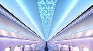 futuristic lighting. The Newly Revamped Jets Will Have Biggest Cabins In Industry. Futuristic Lighting U