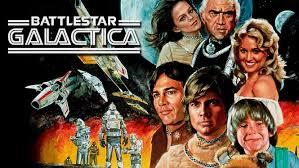 Image result for original battlestar galactica cast