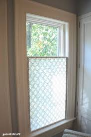 photo 1 of 14 how to make a pretty diy window privacy screen bathroom windowsbathroom window coveringscurtains