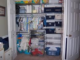 Classic Baby Closet Organizer