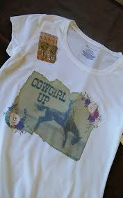 Cowgirl Up Crazy Cora Shirts Fashion Vintage Tees Tops