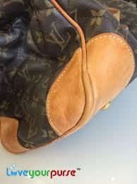 louis vuitton handbag repair after