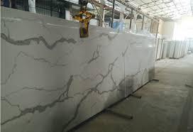 v130 calacatta white caesarstone quartz countertop factory