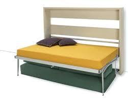 horizontal murphy bed sofa. Delighful Horizontal Horizontal Folding Bed Smart Furniture Wall Sofa  Italian Murphy Calgary To