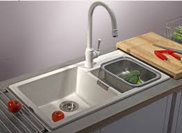 kitchen sinks for sale. 2017 Artificial Stone Kitchen Sink Granite Basin White Pearl Quartz High Quality-in Sinks From Home Improvement On Aliexpress.com For Sale