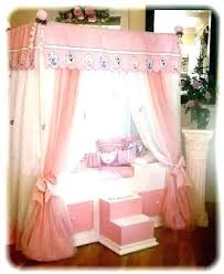 Doll Canopy Bed Doll Canopy Bed Toddler Girl Bed Toddler Girl Bed ...
