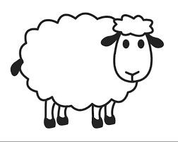 Small Picture Trendy Sheep Coloring Pages 10 mosatt
