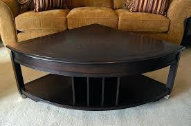 pie shaped coffee table pie shaped coffee table canada
