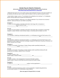 Sample General Objective For Resume Objective Samples For Resume Career Freshers Goals Sample