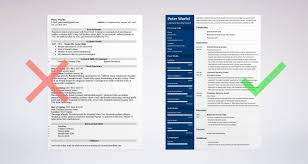Security Guard Resume Sample Complete Guide Examples Armed Example