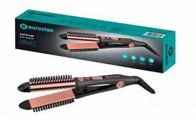 Выпрямитель для волос <b>Eurostek EHS</b>-<b>RC07G</b> 55Вт <b>Стайлер</b> 3 в1 ...