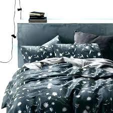 gray duvet cover queen comforter down medium size of solid