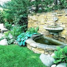L Water Feature Ideas For Patio Outdoor Fountains Wall Backyard  Fountain Inspiring Garden