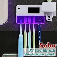 Bàn chải đánh răng bằng tia cực tím xiaomi mijia vh + máy tiệt trùng bằng  tia cực tím 1,5 giờ giao diện type-c sạc thông minh - máy khử trùng cảm