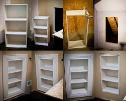 built in bathroom wall storage exellent built 26 lastest bathroom shelves in wall eyagcicom on