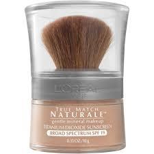 l paris true match loose powder