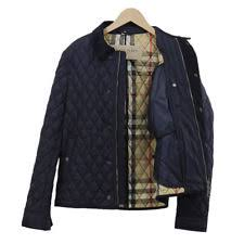 Burberry Quilted Mens | eBay & New Burberry jacket mens Quilted Jacket Navy Rollston Nova check £475 Adamdwight.com