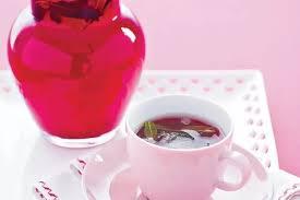 Малиновый и <b>мятный</b> чай со льдом » Рецепты. Кулинарные ...