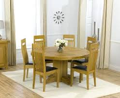 oak dining table chairs uk solid oak round pedestal dining table and 6 chairs in brown oak dining table and chairs uk