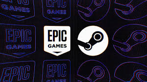 Epic Vs Steam The Console War Reimagined On The Pc The Verge