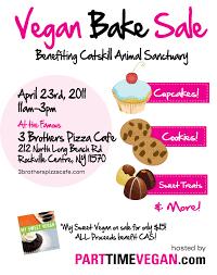 Vegan Bake Sale Recipes Enough Part Time Vegan
