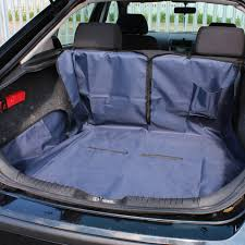 details about me my pet car boot liner rear seat cover protector spill proof dog puppy 4x4
