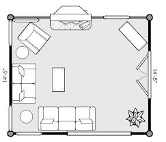 3dfamilyfloorplanafter Enchanting Family Room Floor Plan  Home Family Room Floor Plan