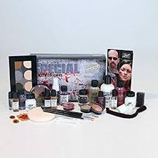 mehron special fx all pro make up kit special effects make up great