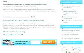 Free Online Insurance Quotes