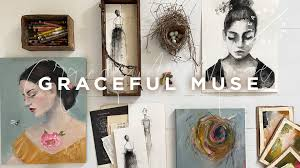 Instant Access on Tuesday | Graceful Muse with Renee Mueller - Jeanne Oliver