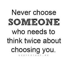 Quotes About Choosing Love Beauteous Hurt Quotes Love Relationship NEVER Choose Someone Who Flickr
